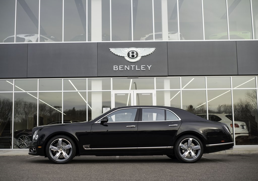 New 2019 Bentley Mulsanne Speed