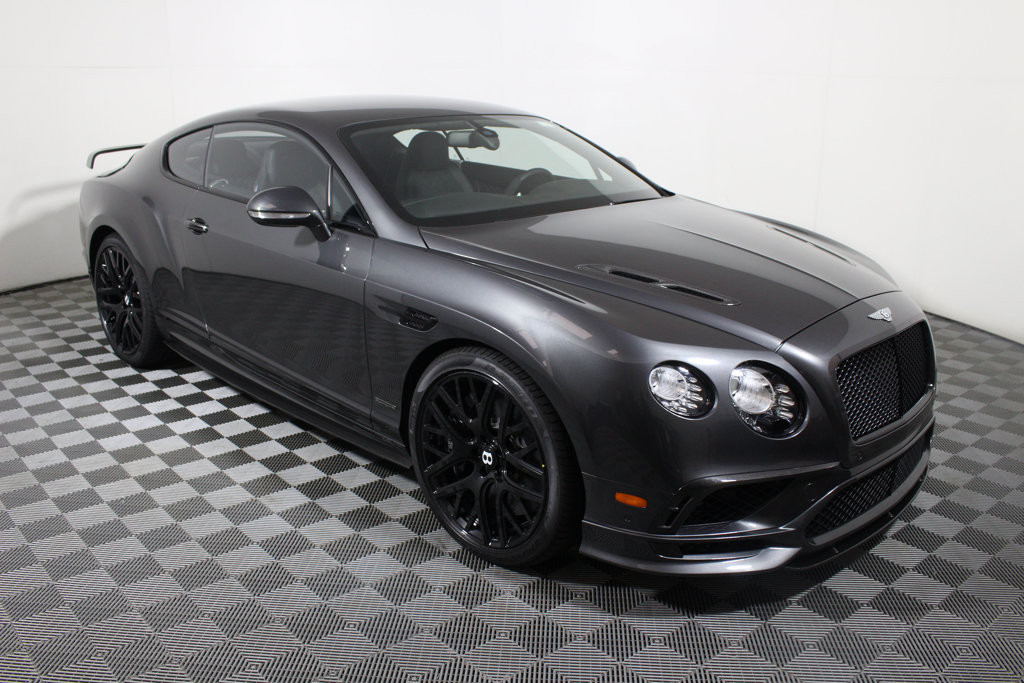 new 2017 bentley continental gt supersports coupe coupe in hopkins bn70240 morrie 39 s. Black Bedroom Furniture Sets. Home Design Ideas