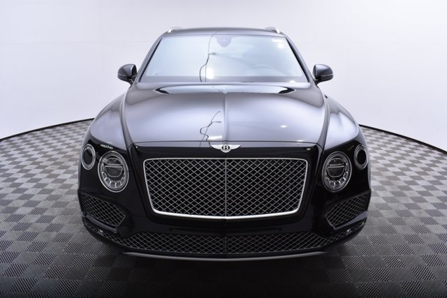 New 2018 Bentley Bentayga W12
