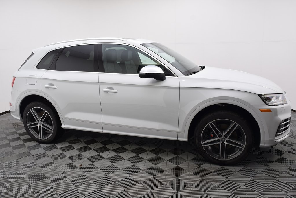 New 2020 Audi SQ5 3.0T Premium Plus quattro