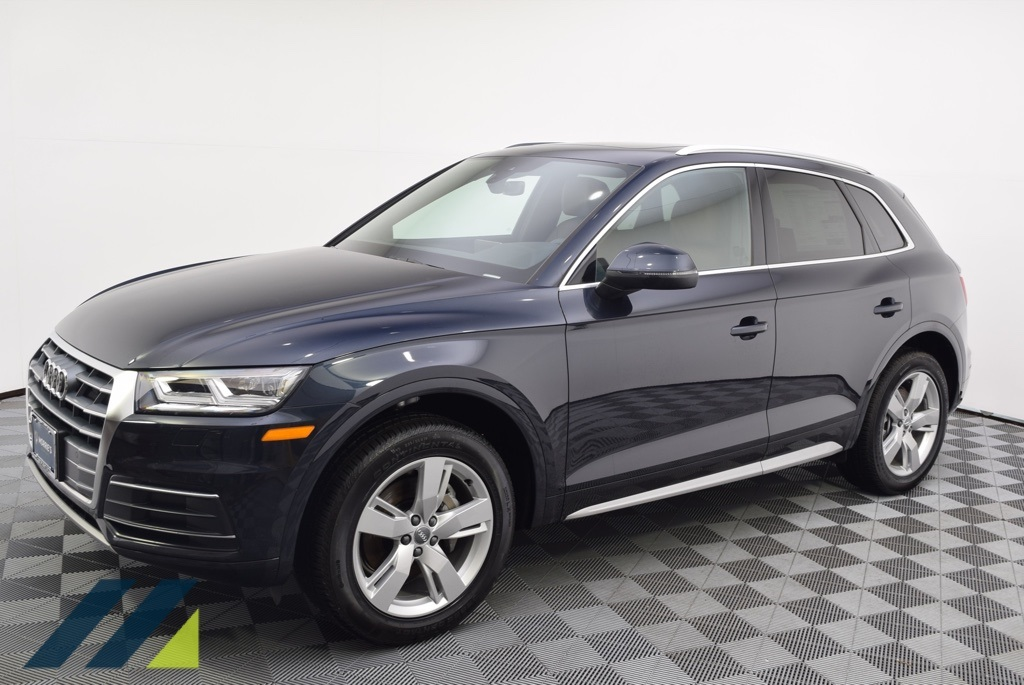 New 2019 Audi Q5 2.0T Premium Plus quattro