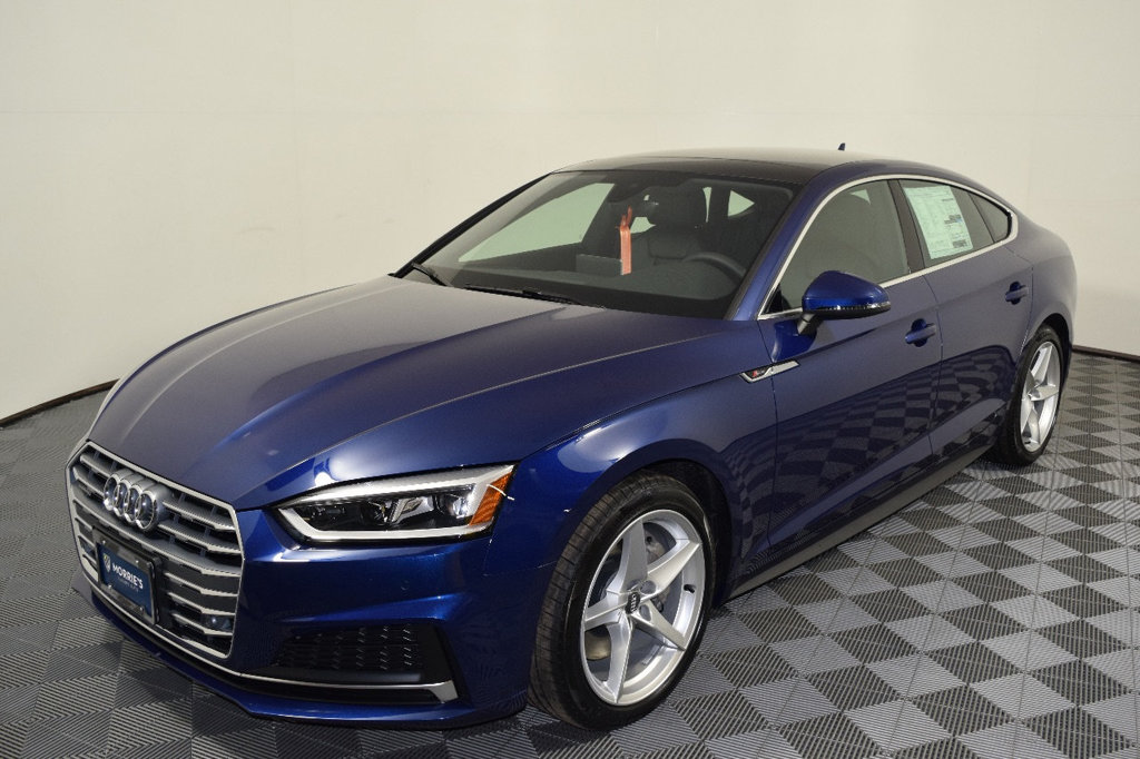 New 2018 Audi A5 Sportback 2 0 TFSI Premium Plus Sedan in Minnetonka