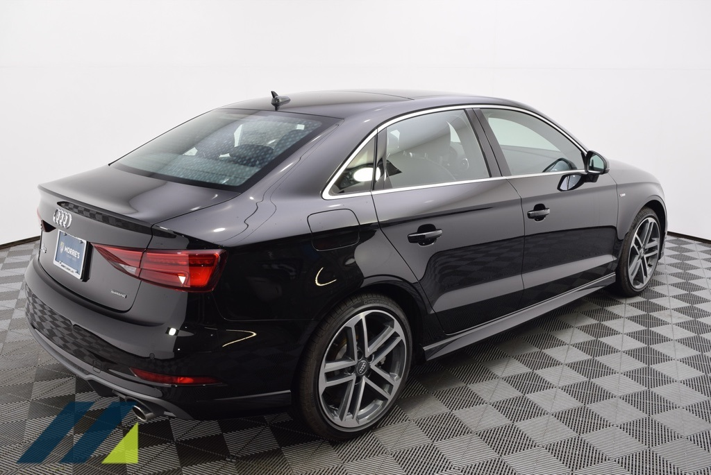 New 2019 Audi A3 2.0T Premium Plus quattro