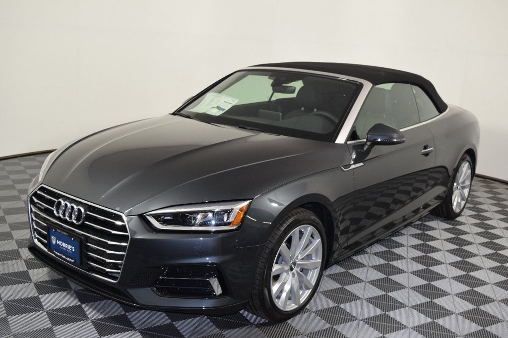 New Audi A Cabriolet TFSI Premium Plus Convertible In - Audi a5 convertible