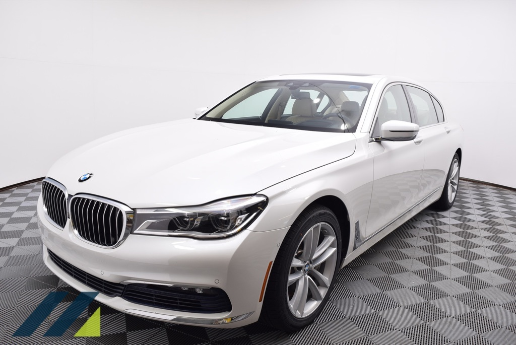 Pre-Owned 2016 BMW 7 Series 750i xDrive AWD