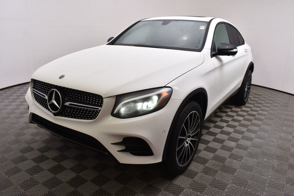 new 2019 mercedes-benz glc glc 300 4matic® coupe coupe in minnetonka