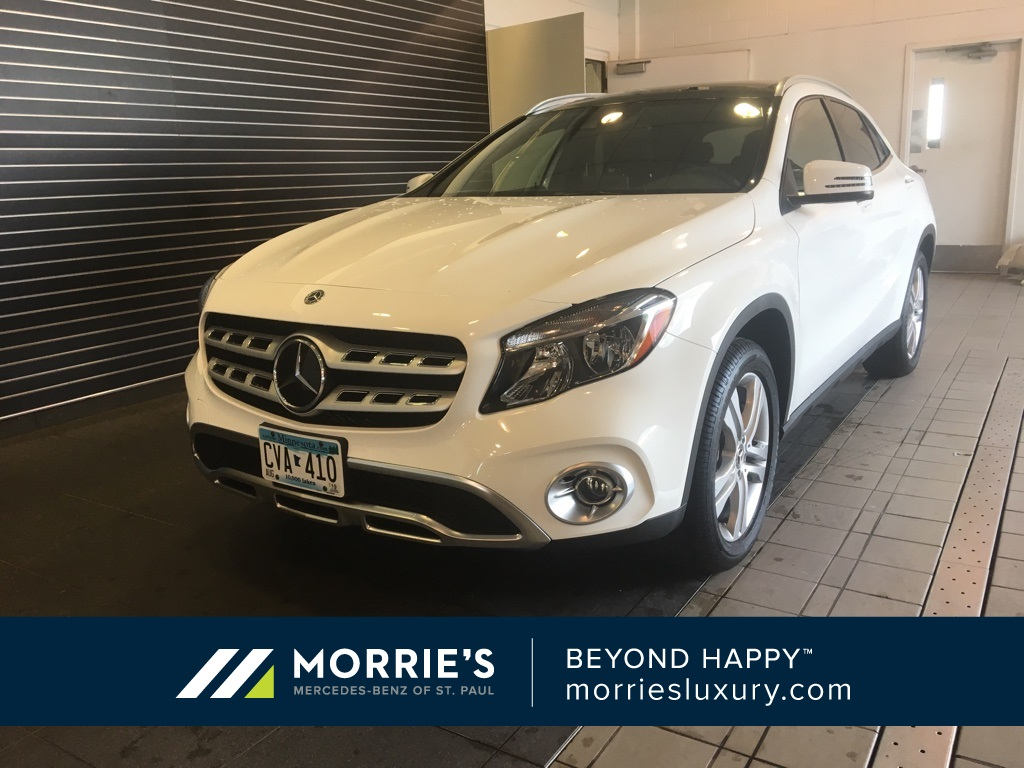 Pre-Owned 2019 Mercedes-Benz GLA GLA 250 4MATIC® 4D Sport Utility