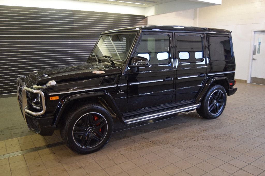 2018 Mercedes Benz G Wagon