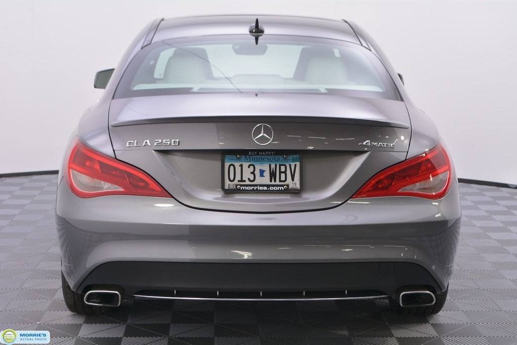 Pre-Owned 2016 Mercedes-Benz CLA CLA 250 4MATIC® Coupe