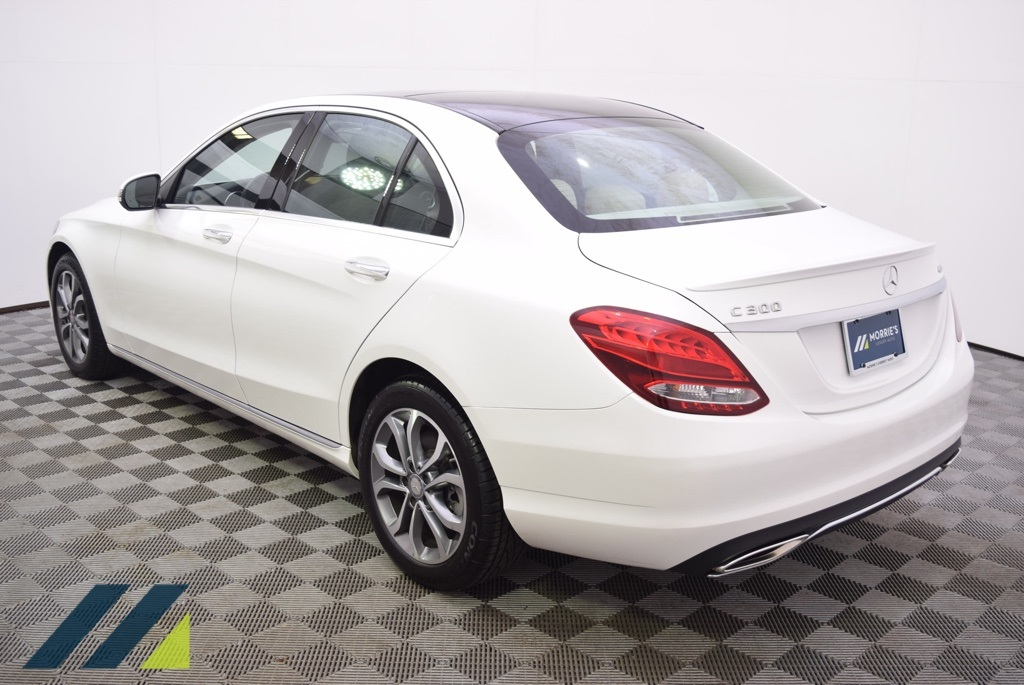 Pre-Owned 2016 Mercedes-Benz C-Class C 300 4MATIC® 4D Sedan