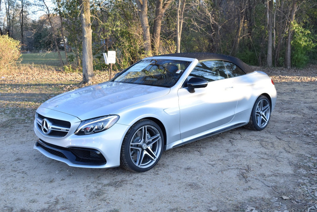 New 2018 mercedes benz c class amg c 63 cabriolet for Mercedes benz c300 windshield replacement