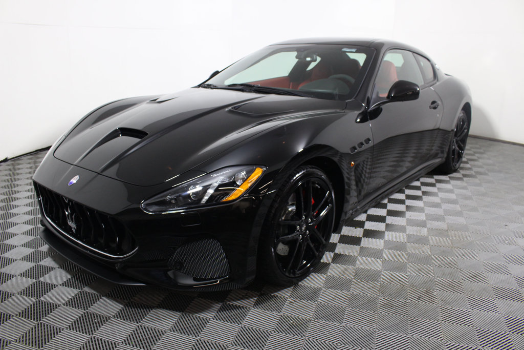 new 2018 maserati granturismo mc 4.7l coupe in minnetonka #bn10597