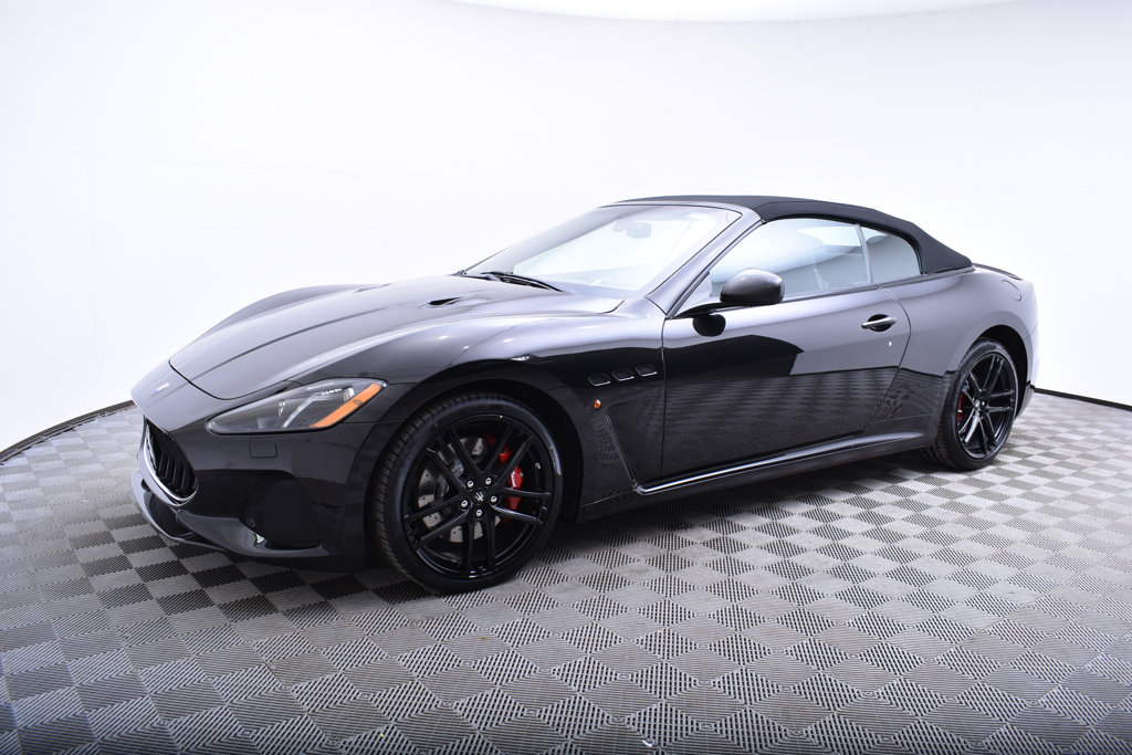 New 2018 Maserati GranTurismo Convertible MC 4.7L