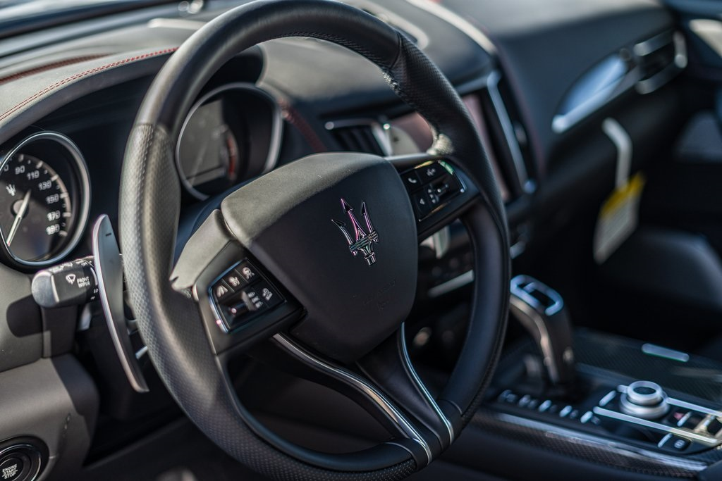 New 2019 Maserati Levante S GranSport