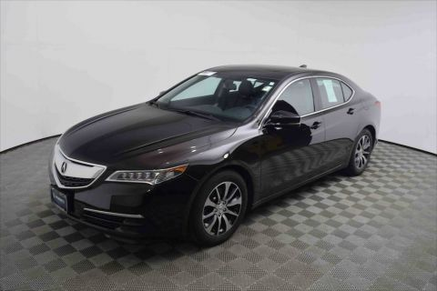 Pre-Owned 2015 Acura TLX 4dr Sedan FWD