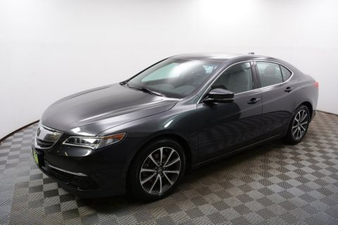 Pre-Owned 2015 Acura TLX 4dr Sedan FWD V6