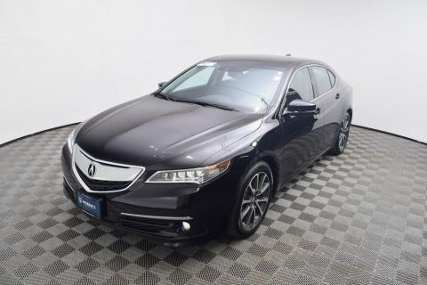 Pre-Owned 2015 Acura TLX 4dr Sedan FWD V6 Advance