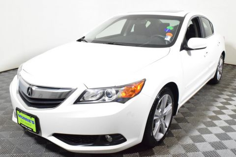 Pre-Owned 2014 Acura ILX 4dr Sedan 2.0L Tech Pkg