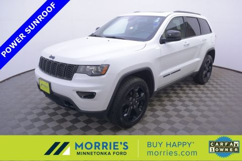 Pre-Owned 2019 Jeep Grand Cherokee Upland Edition