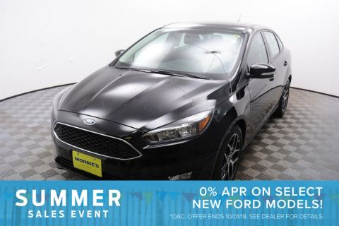 New 2018 Ford Focus SEL Sedan