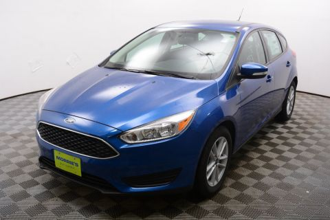 New 2018 Ford Focus SE Hatch