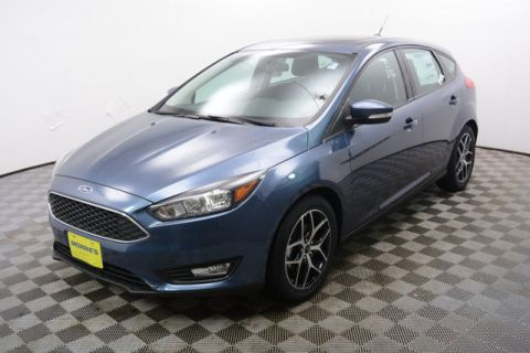 New 2018 Ford Focus SEL Hatch