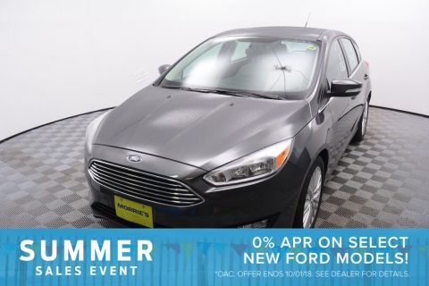 New 2017 Ford Focus Titanium Hatch