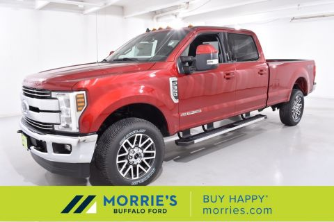 New 2019 Ford F-350SD Lariat Diesel