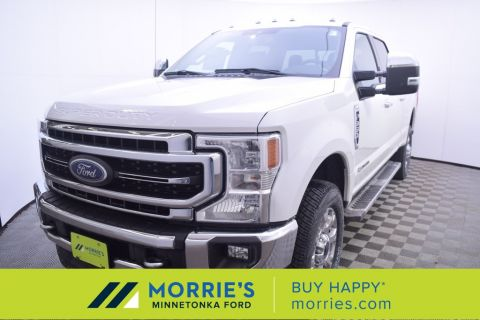 New 2020 Ford F-350SD Lariat Diesel