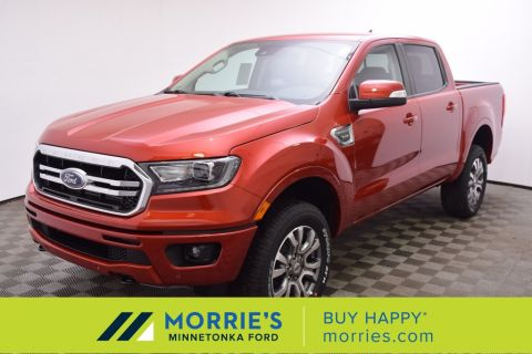New 2019 Ford Ranger Lariat