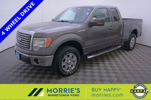 Pre-Owned 2012 Ford F-150 XLT Flex Fuel