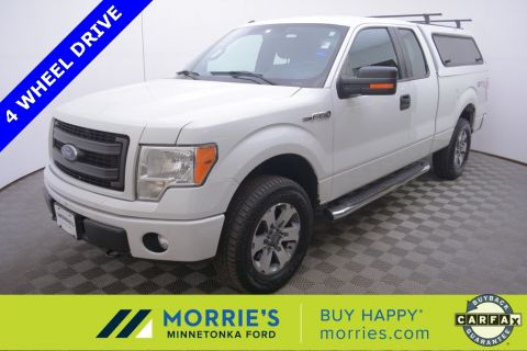 Pre-Owned 2013 Ford F-150 STX Flex Fuel