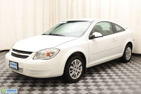 Pre-Owned 2010 Chevrolet Cobalt 2dr Coupe LT w/1LT