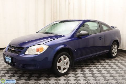 Pre-Owned 2007 Chevrolet Cobalt 2dr Coupe LS