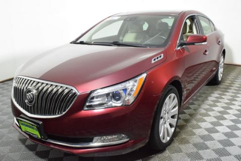 Pre-Owned 2015 Buick LaCrosse 4dr Sedan Premium I AWD