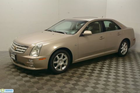 Pre-Owned 2005 Cadillac STS 4dr Sedan V8
