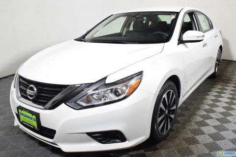 New 2018 Nissan Altima 2.5 SL Sedan