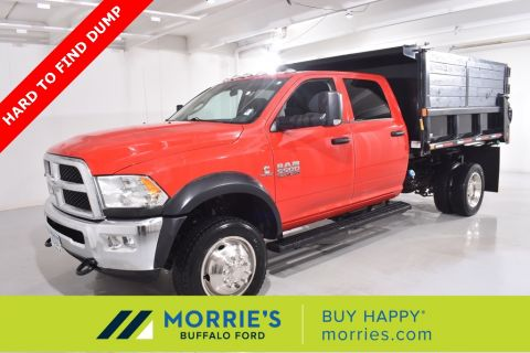 Pre-Owned 2014 Ram 5500HD Tradesman Diesel