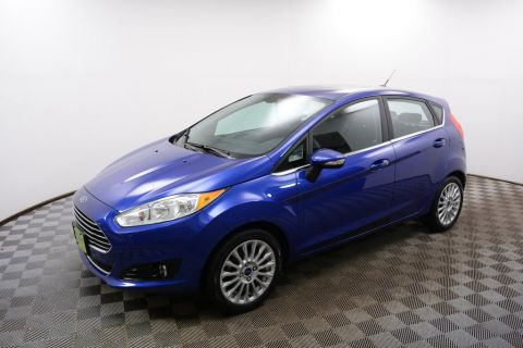 Certified Pre-Owned 2015 Ford Fiesta 5dr Hatchback Titanium