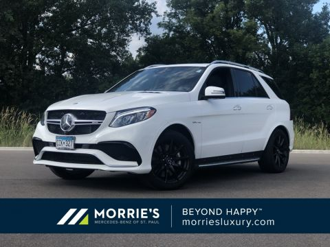Certified Pre-Owned 2018 Mercedes-Benz GLE GLE 63 AMG®