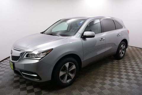 Pre-Owned 2016 Acura MDX 4DR SH-AWD