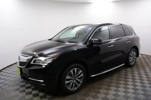 Pre-Owned 2015 Acura MDX TECH PKG