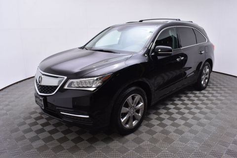 Pre-Owned 2015 Acura MDX ADVANCE/ENTERTAIN