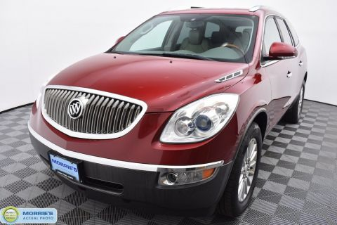 Pre-Owned 2008 Buick Enclave AWD 4dr CXL