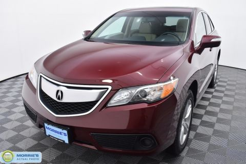 Pre-Owned 2014 Acura RDX AWD 4dr