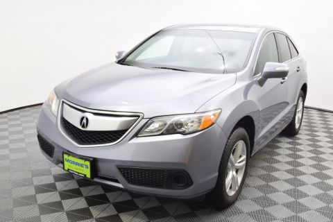 Pre-Owned 2015 Acura RDX AWD 4dr