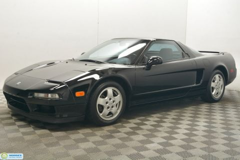 Pre-Owned 1991 Acura NSX 2dr Coupe Sport 5-Speed