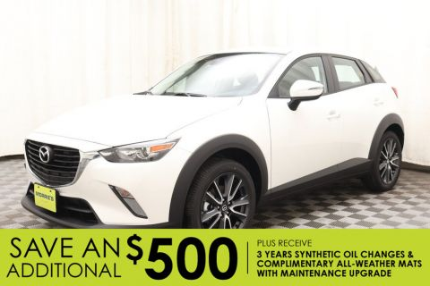 New 2018 Mazda CX-3 Touring AWD
