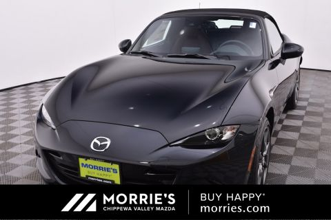 New 2019 Mazda Miata Grand Touring GT-S Package