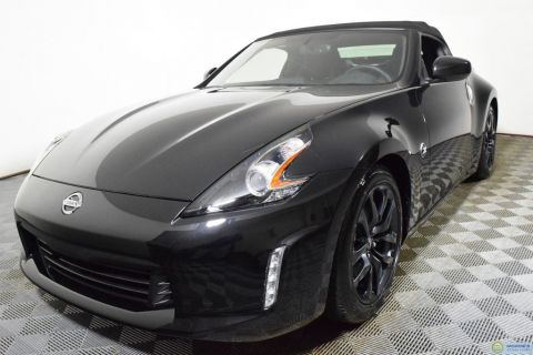 New 2018 Nissan 370Z Roadster Touring Automatic